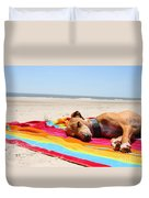 Beach Dreams Are Made Of These Duvet Cover