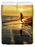 Beach Fun 2 Duvet Cover