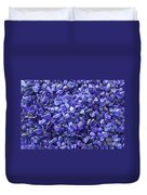Beach Glass - Blue Duvet Cover