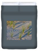 Beach Grass Duvet Cover