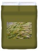 Beach Grasses Duvet Cover