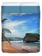 Beach Hideaway Duvet Cover