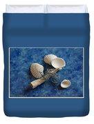 Beach Memories Duvet Cover