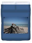Beach Ngirl Duvet Cover