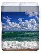 Beach Paradise Duvet Cover
