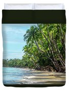Beach Paradise  Duvet Cover