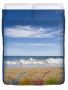 Beach Party Duvet Cover