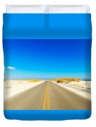 Beach Road Duvet Cover
