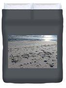 Beach, Self-named Duvet Cover