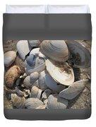Beach Still Life IIi Duvet Cover