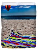 Beach Towel Duvet Cover
