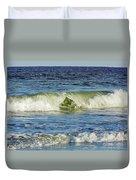 Beach Waves Duvet Cover