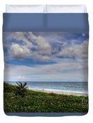Beach Weather Duvet Cover