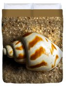 Beached Shell Duvet Cover