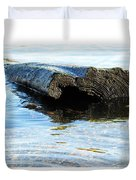 Beached Tree Duvet Cover