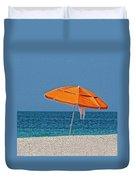 Beachin' 2  Duvet Cover