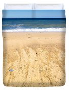 Beachin Day Duvet Cover