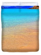 Beachside Duvet Cover