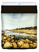 Beacon Beach Duvet Cover