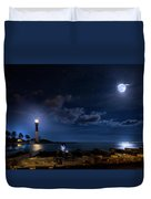 Beacons Of The Night Duvet Cover