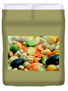 Bean Pile Duvet Cover