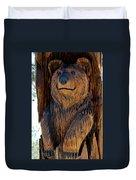 Bear Art Duvet Cover