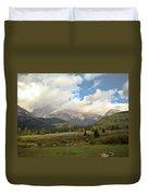 Bear Country Duvet Cover