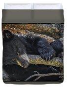 Bear Cub 2 Duvet Cover