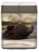 Bear Dip Duvet Cover
