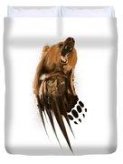 Bear Spirit  Duvet Cover