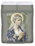 Beate Maria Duvet Cover