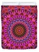 Beatitude No. 4 Kaleidoscope Duvet Cover