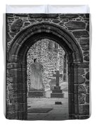 Beauly Priory Arch Duvet Cover