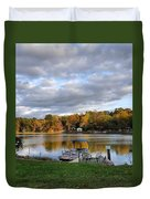 Beautiful Autumnv3 Duvet Cover