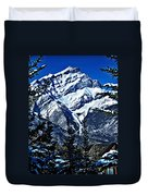 Beautiful Banff Duvet Cover