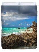 Beautiful Bermuda Duvet Cover