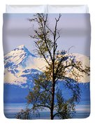 Beautiful Birches Duvet Cover