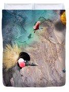 Beautiful Birds Duvet Cover