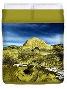 Beautiful Bisti Wilderness Duvet Cover