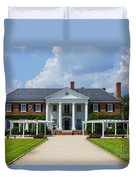 Beautiful Boone Hall Plantation Duvet Cover