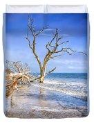 Beautiful Botany Bay Beach  Duvet Cover