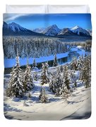 Beautiful Bow Valley Duvet Cover