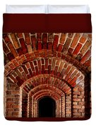 Beautiful Brick Duvet Cover