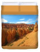 Beautiful Bryce Canyon Duvet Cover