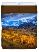 Beautiful Butte Duvet Cover