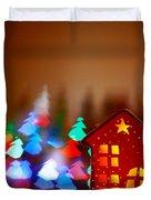 Beautiful Christmas Decor Duvet Cover
