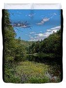 Beautiful Clear Creek Duvet Cover