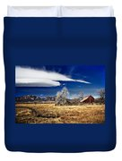 Beautiful Colorado Duvet Cover