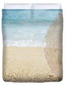 Beautiful Coral Element 1 Duvet Cover