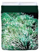 Beautiful Coral Reef 2 Duvet Cover by Lanjee Chee